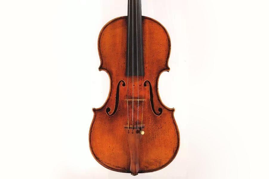 """瓜奈里·德·耶稣 小提琴1744年""""Leduc"""""""
