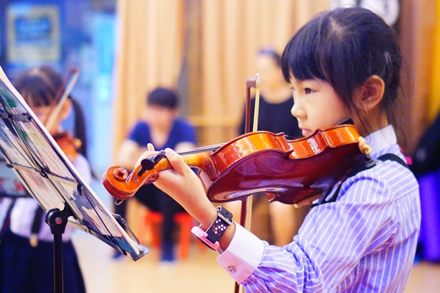 曹氏提琴|提琴知识 如何让孩子养成好的练琴习惯?