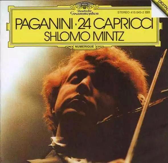 帕格尼尼24首随想曲