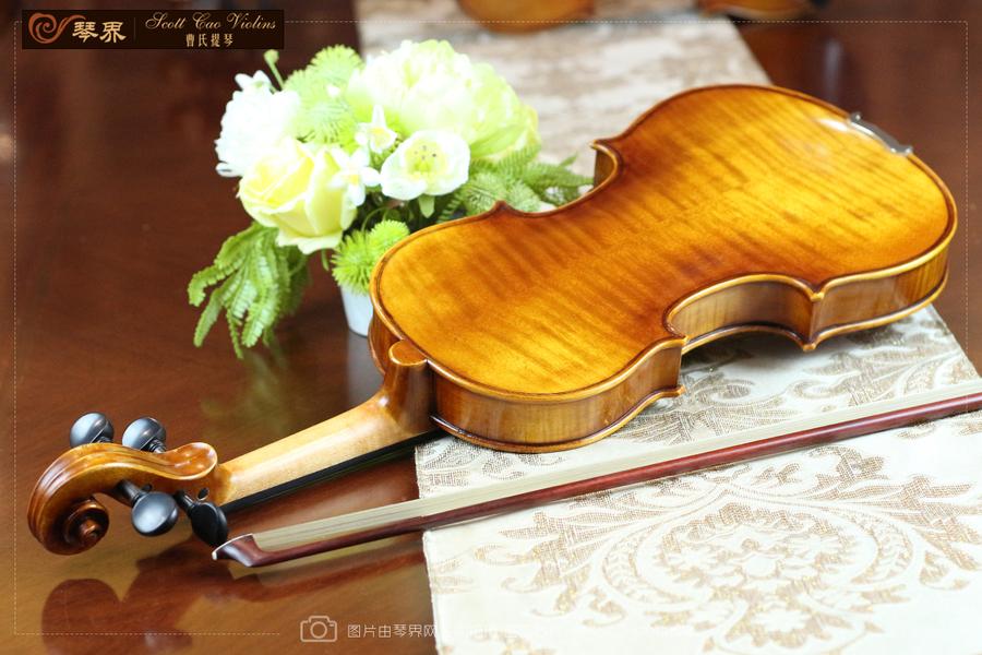 曹氏提琴 7/8女式琴/坤琴