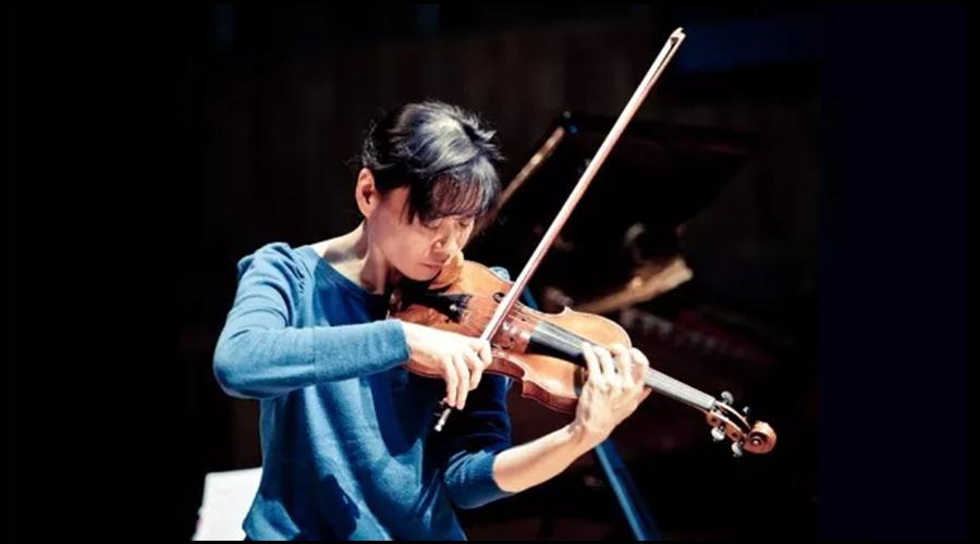 小提琴演奏家黄滨