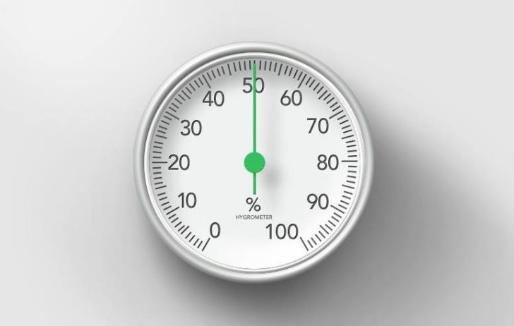 空气湿度表