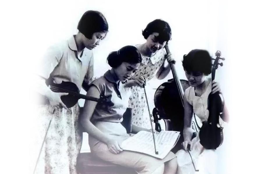 上海女子弦乐四重奏