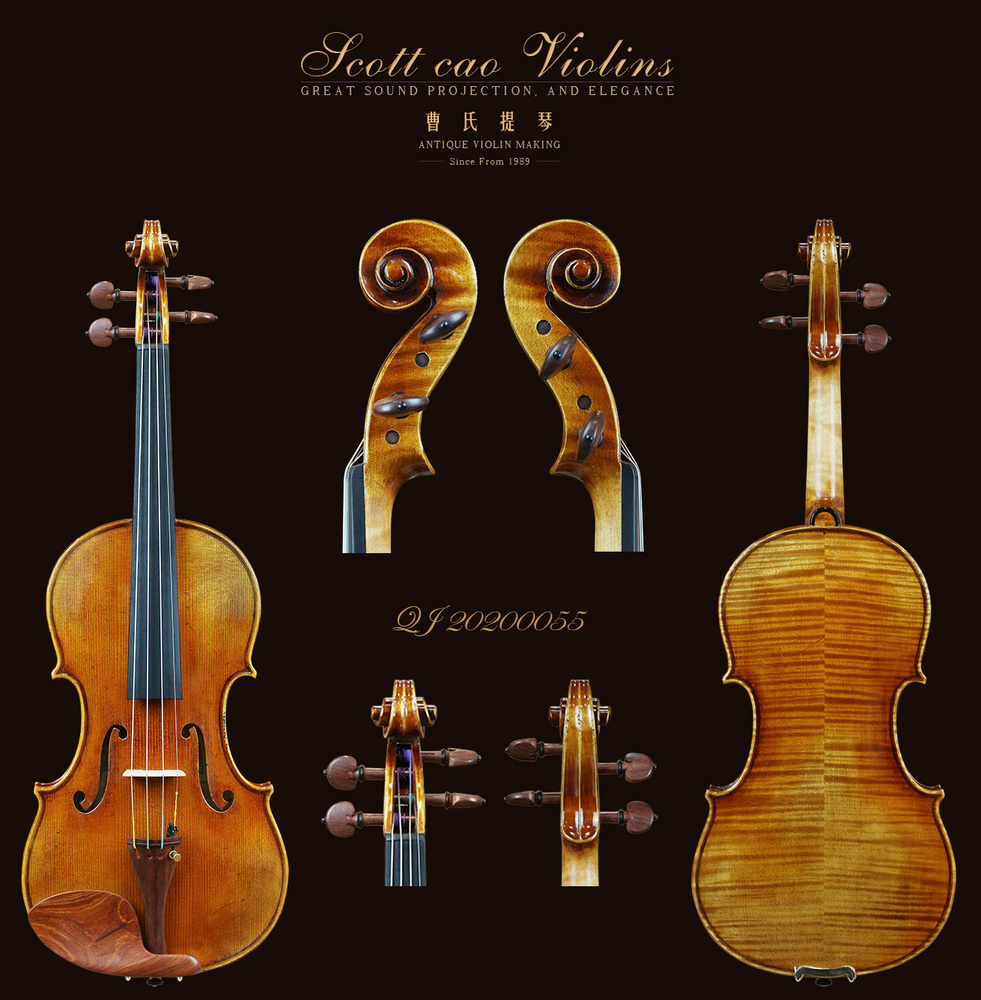 STV-1000 Copy of Heifetz 1740