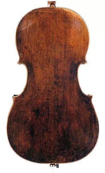 朱塞佩·瓜奈里(安德烈之子)大提琴1731年