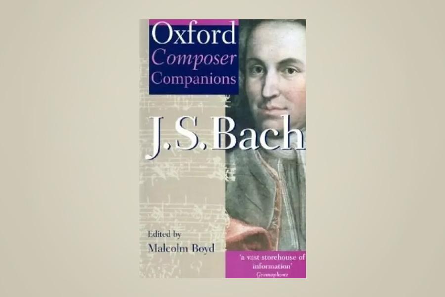 牛津作曲家指南:巴赫