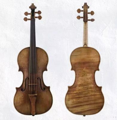 当代十一位优秀小提琴制作家的名琴演绎克莱斯勒作品