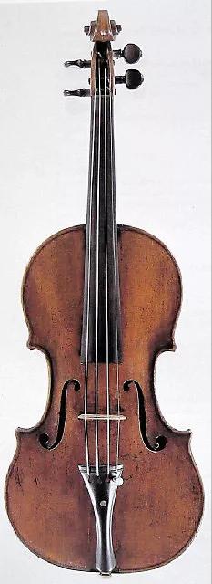 Ferdinando Gagliano, Violin, Naples, 1770