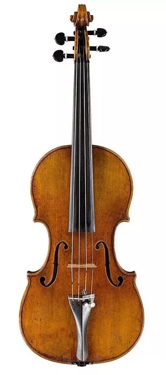 朱塞佩·瓜奈里·德·耶稣 小提琴1728年