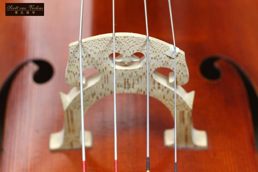 大提琴琴码