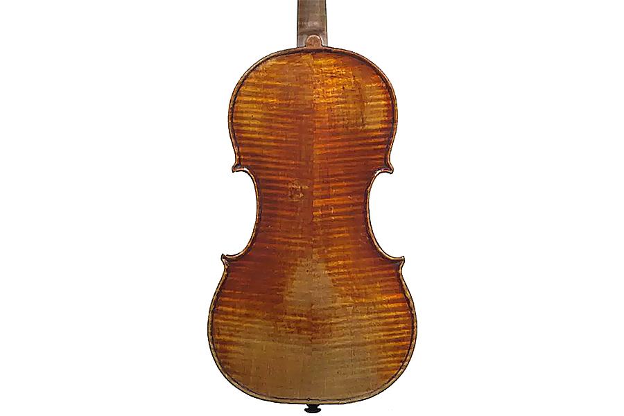 帕格尼尼的小提琴 耶稣瓜耐里1743年制