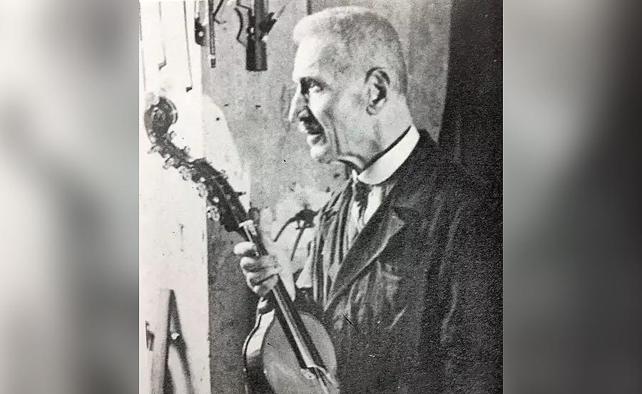切萨雷·坎迪(1869-1947)