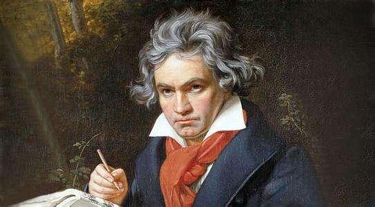 贝多芬:古典主义和浪漫主义之间的过渡人物
