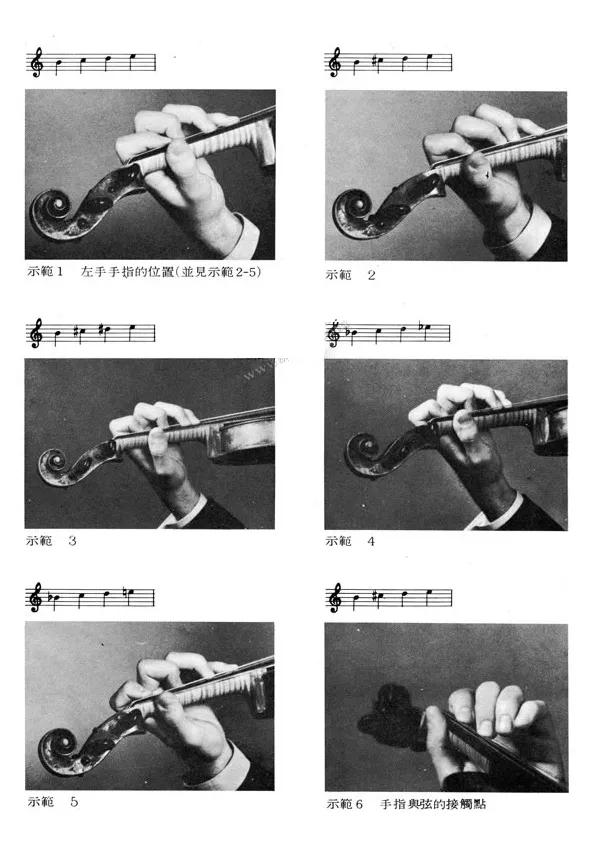 小提琴演奏与教学法