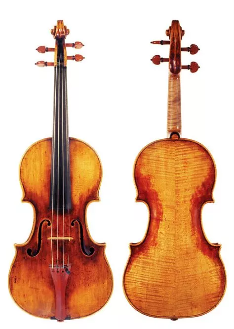 1725 Ex-Moller Guarneridel Gesù