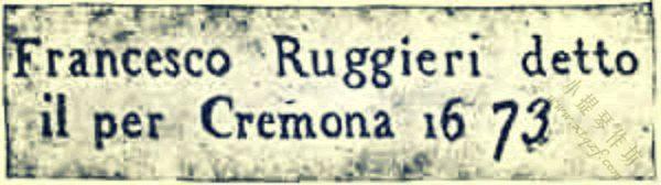 弗朗切斯科‧卢杰利(Francesco Ruggeri,c.1620-1698)