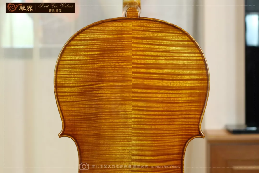 曹氏手工大提琴