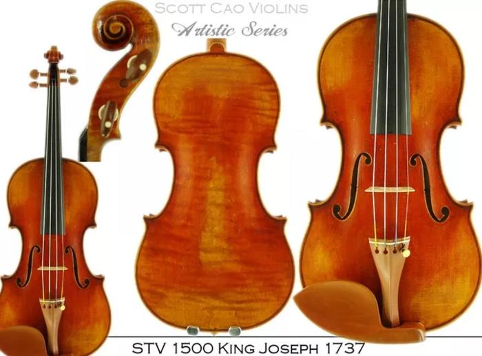 曹氏提琴仿制的古琴