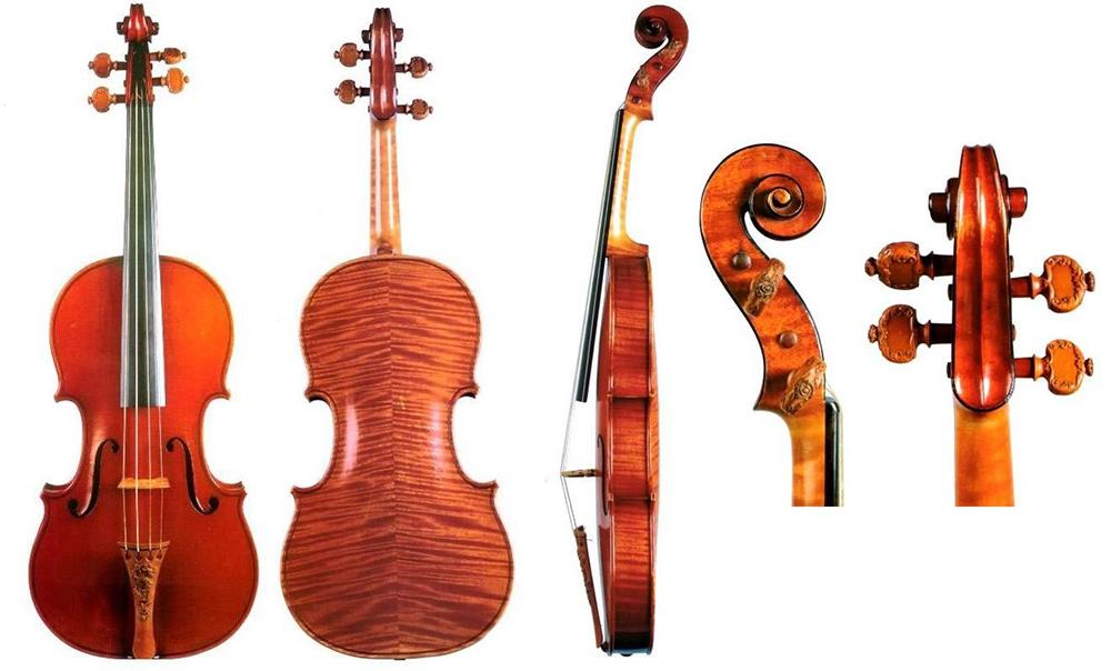 Le Messie A.Stradivari 1716 Cremona