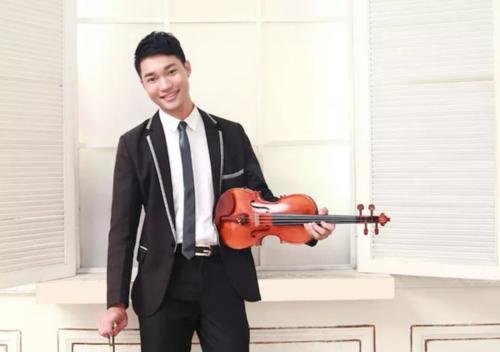 成人学习小提琴