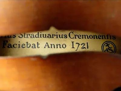 安东尼奥·斯特拉迪瓦里1721