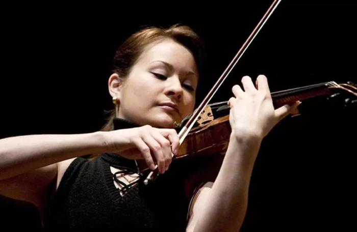 小提琴运弓正确姿势