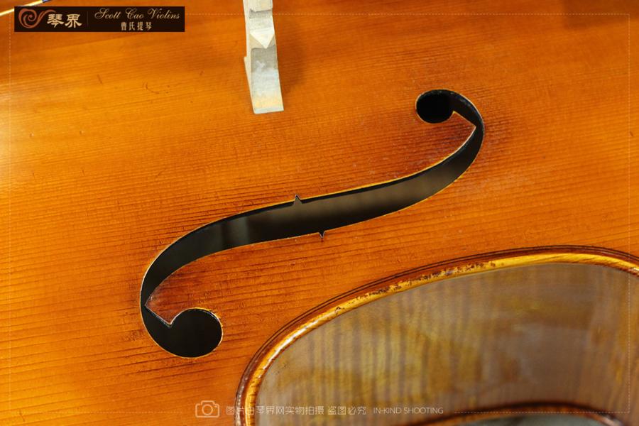 曹氏仿古大提琴