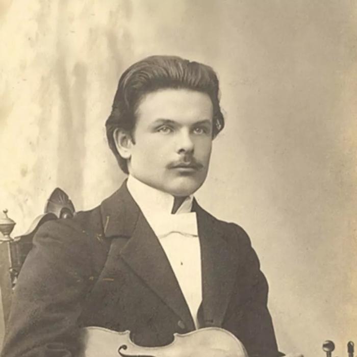 """▲ """"原始版""""的首演者Viktor Nováček"""